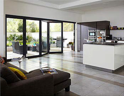 Bifold Doors Halo Bifold Doors High Wycombe Halo Windows